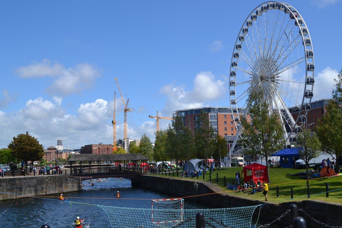 Mersey Festival - Riesenrad