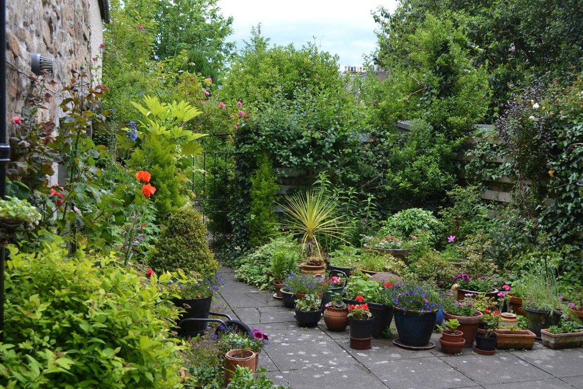 Privater Garten