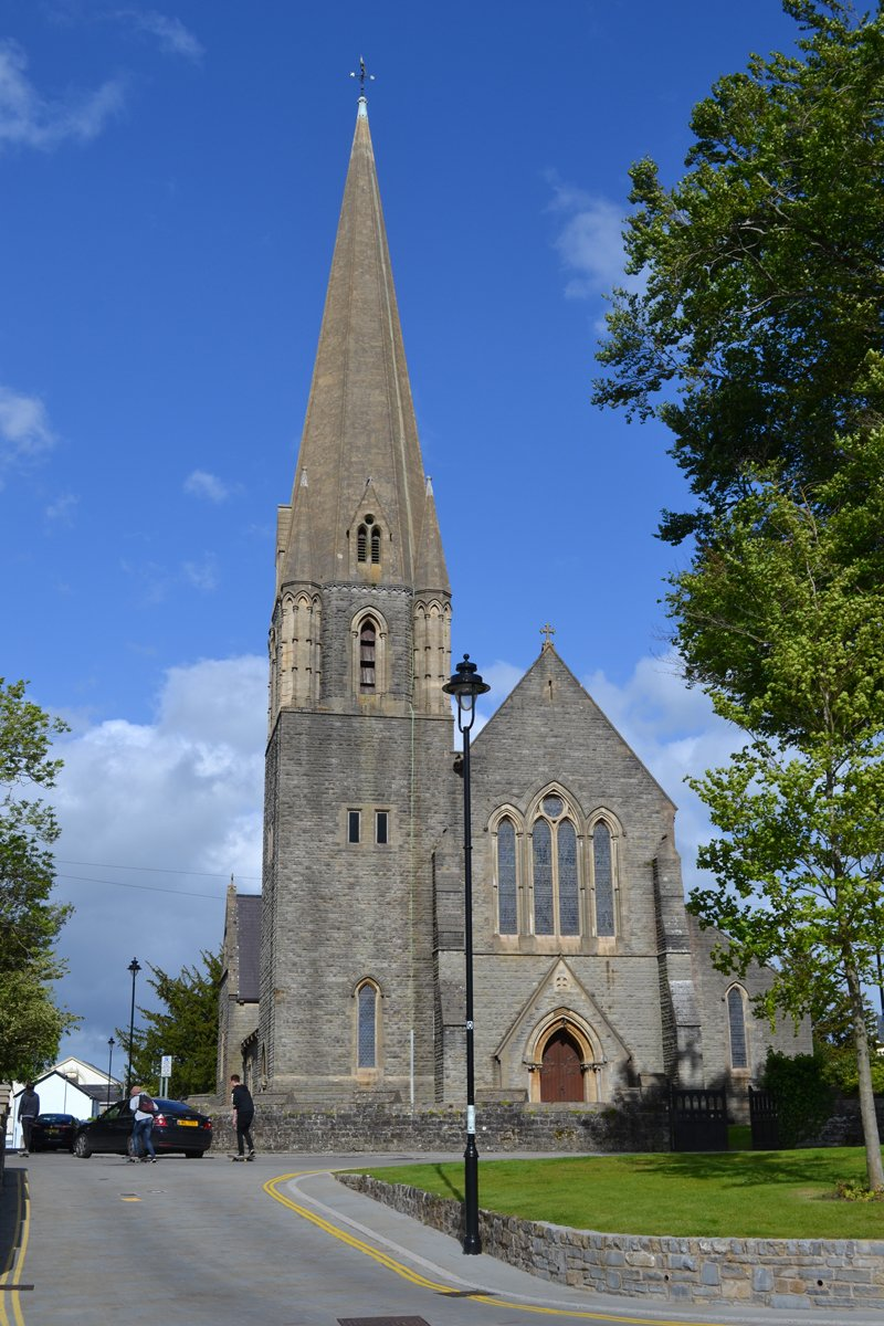 St. Mary Church Bridgend