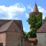 Burg Stargard Panorama
