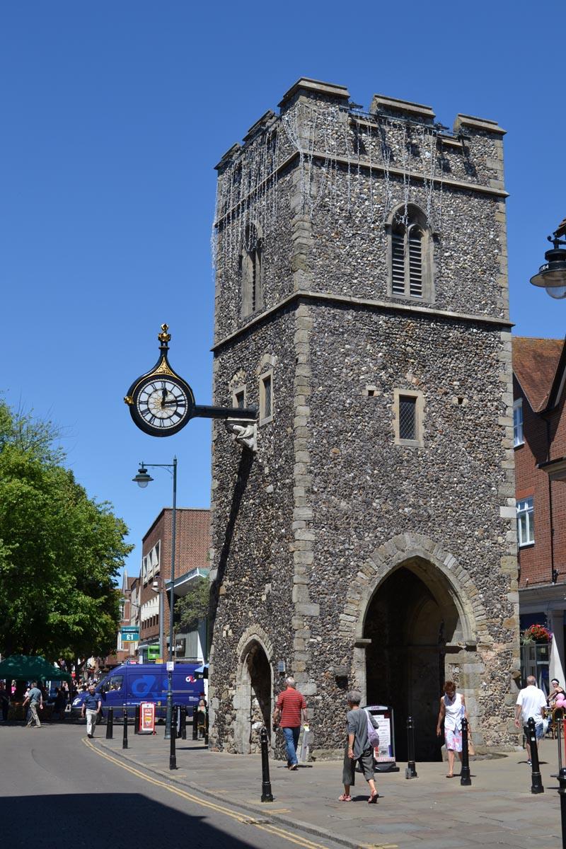 Clocktower (Turmuhr)