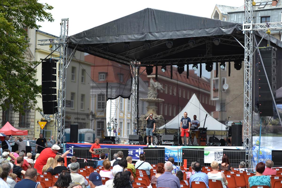 Klezma-Musik auf der großen Bühne