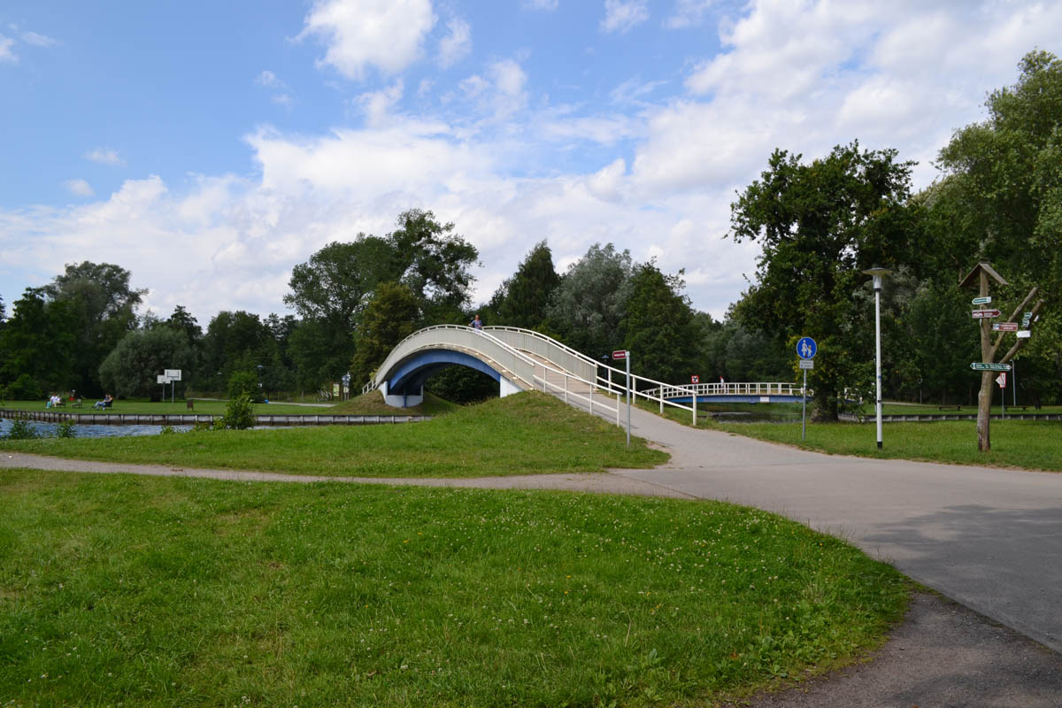 Park- und Freizeitanlage am Tollensesee