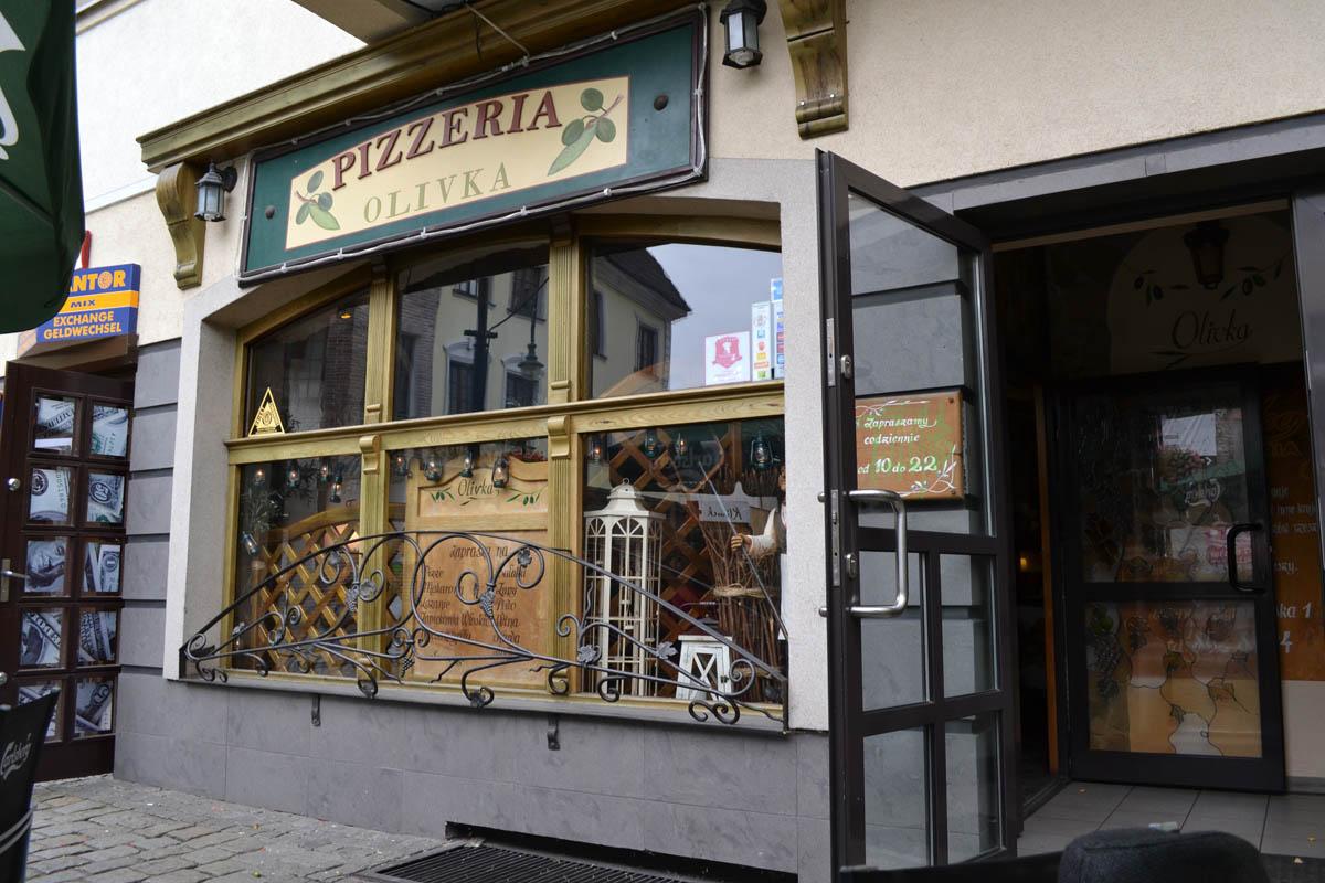 Pizzeria Olivka