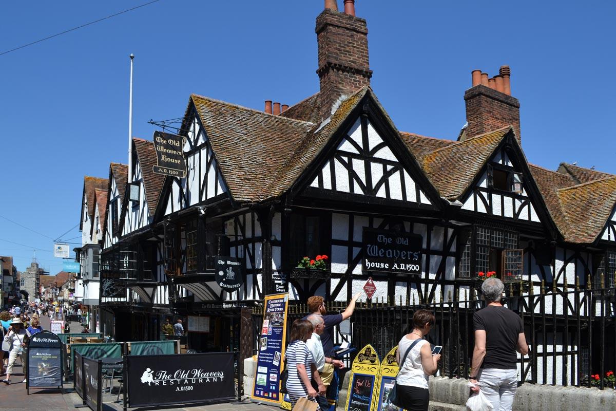The Old Weavers House - heute ein Pub