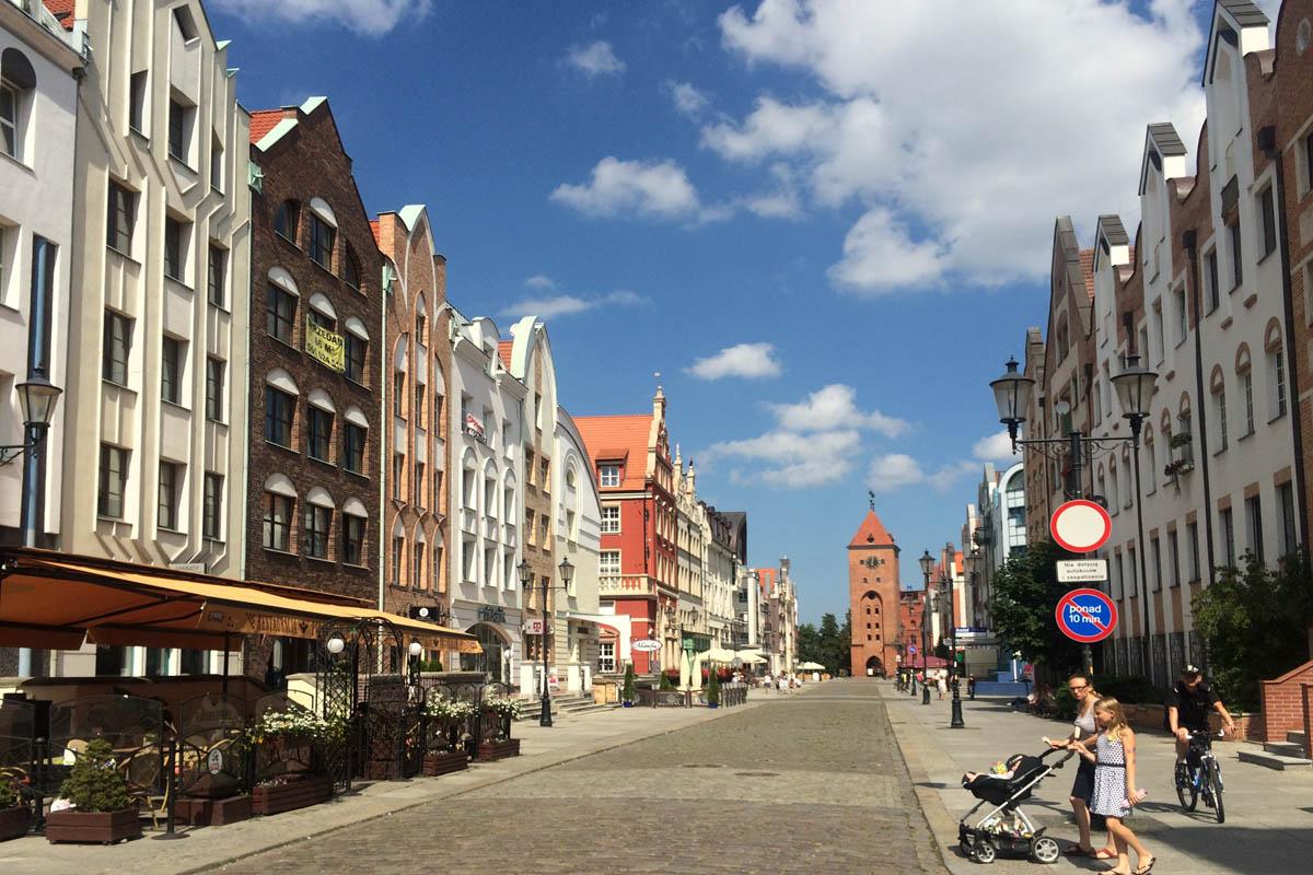 Altstadt Elbing