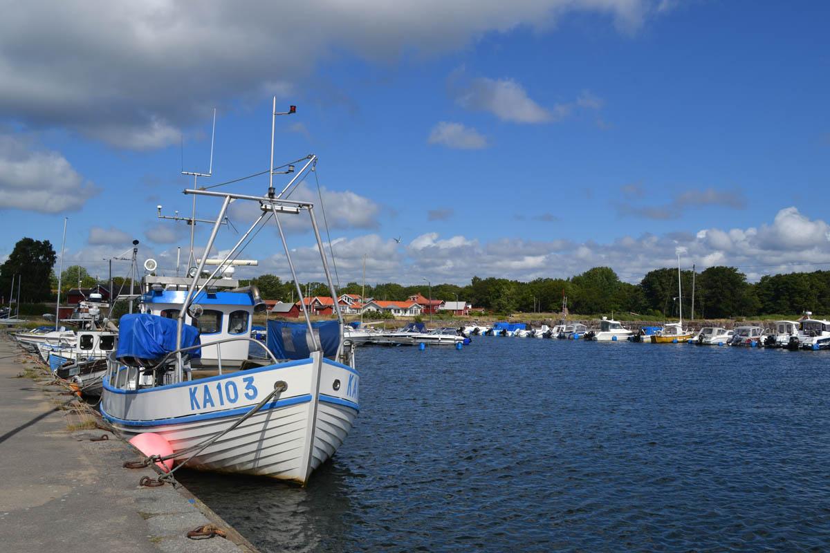 Aspö Yachthafen