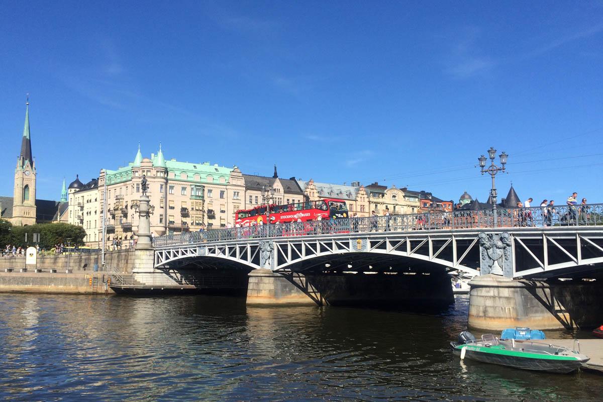 Djurgården Brücke