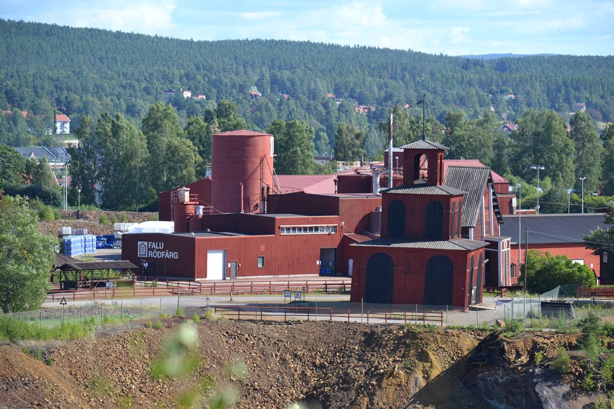 Farbenfabrik Falu-Färg