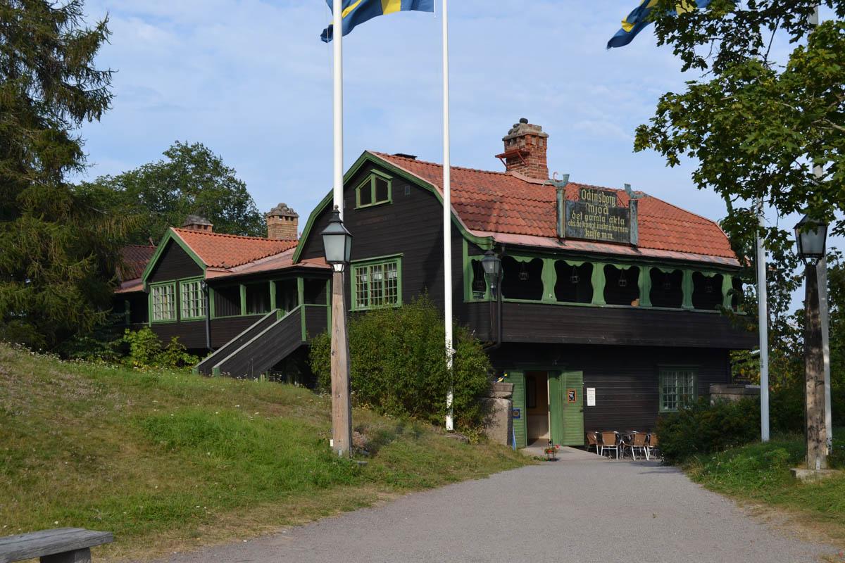 Odinsborg Restaurant
