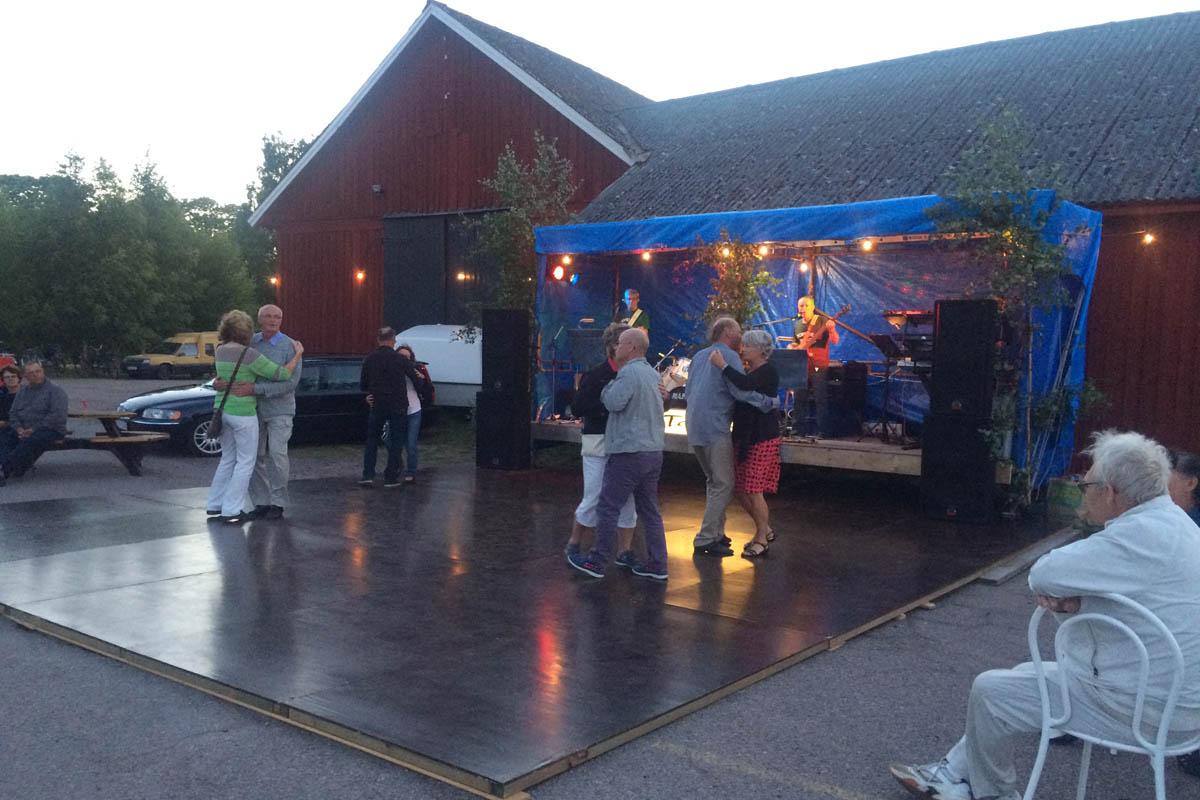 Tanz im Freien