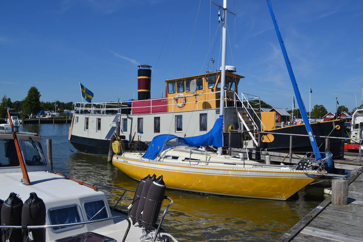 Trosa Hafen