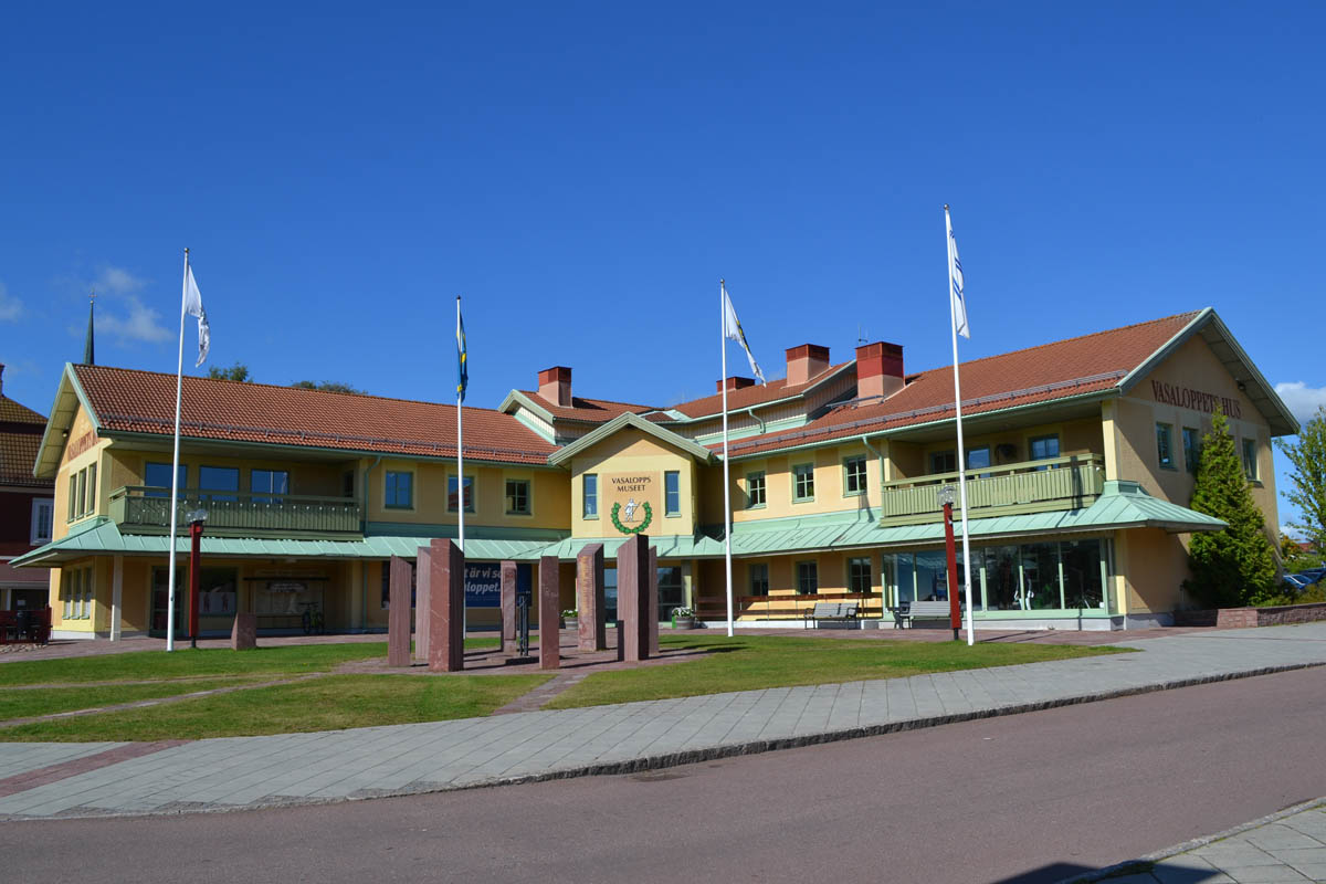 Wasaloppet Museum