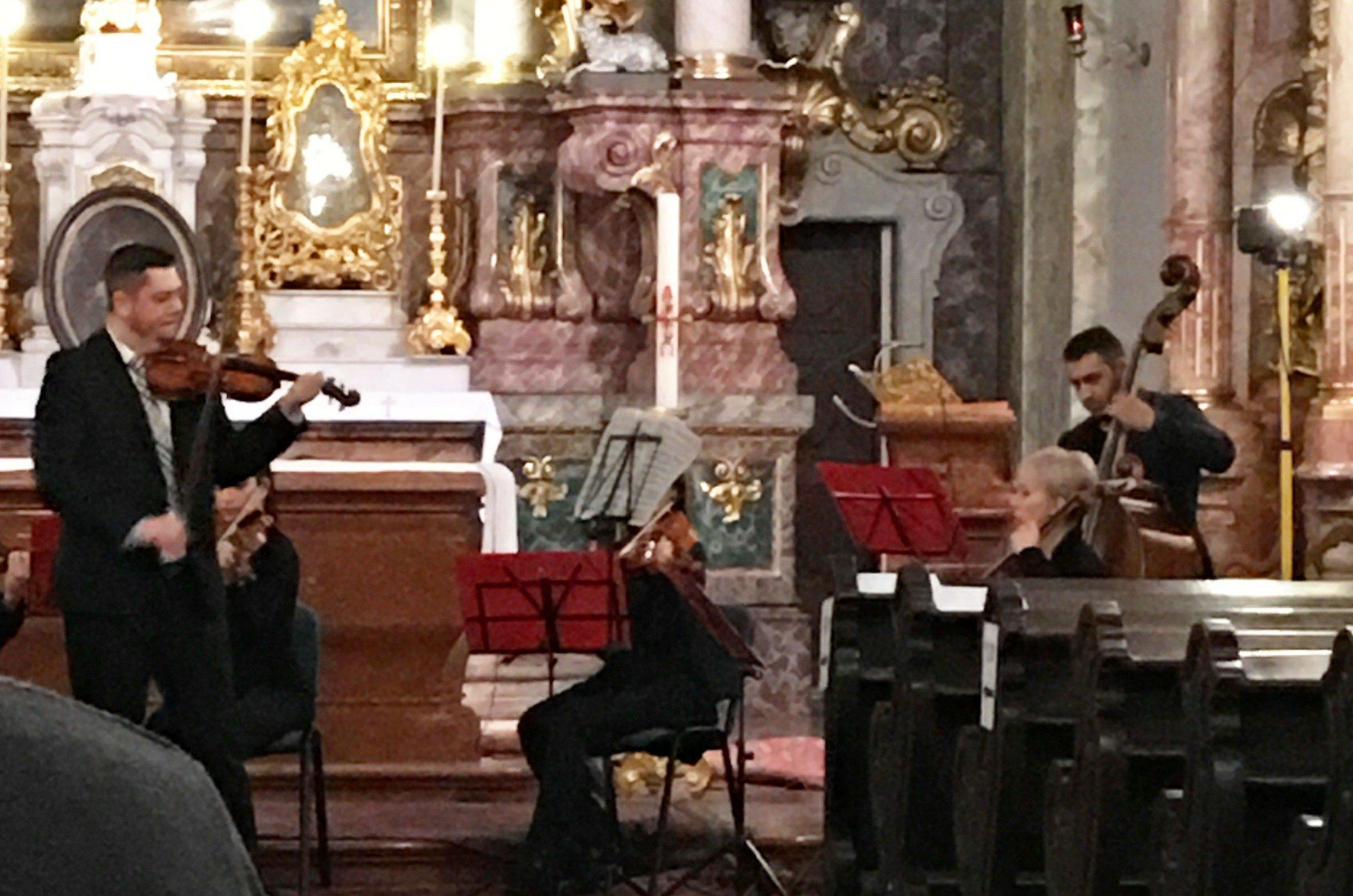 Das Donau-Streichorchester