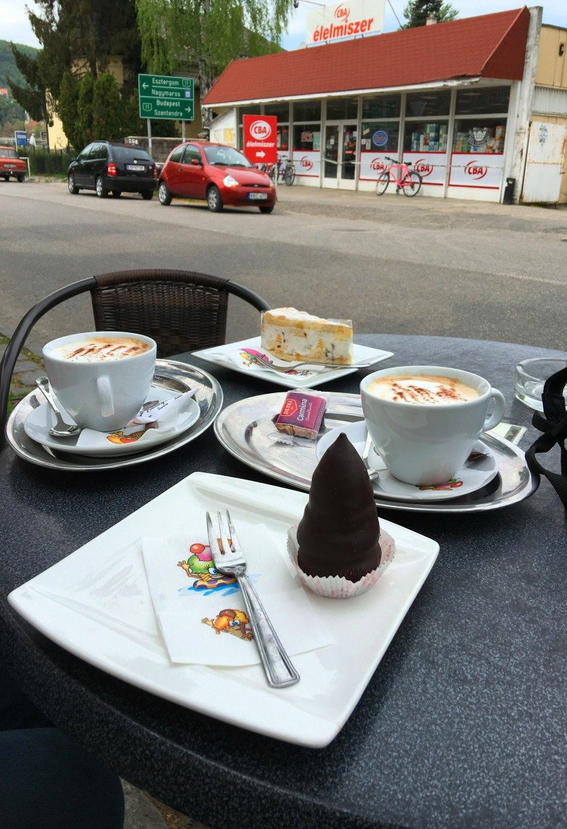 Kosakenzipfel Kaffeepause
