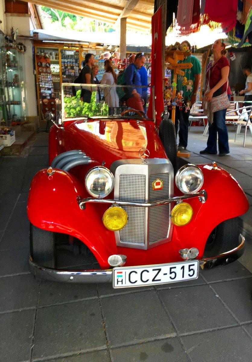 Mercedes SSK 1932