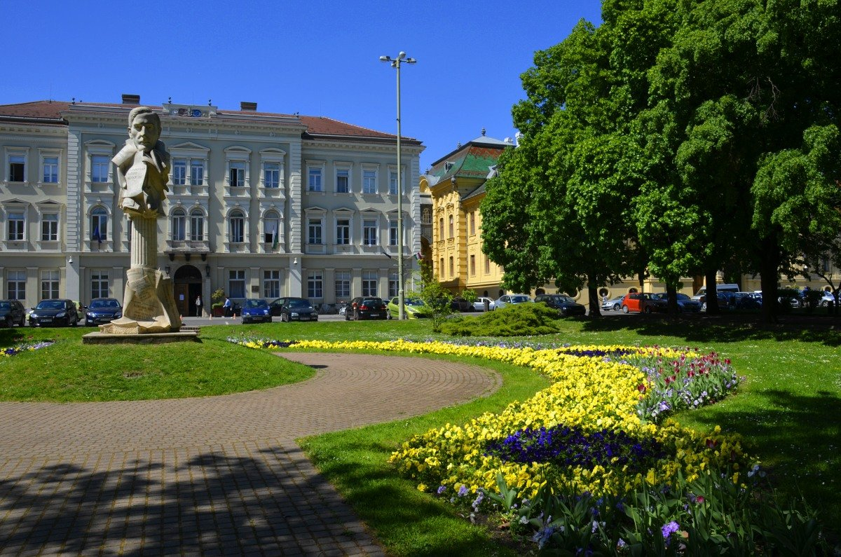 Szechenyi Park