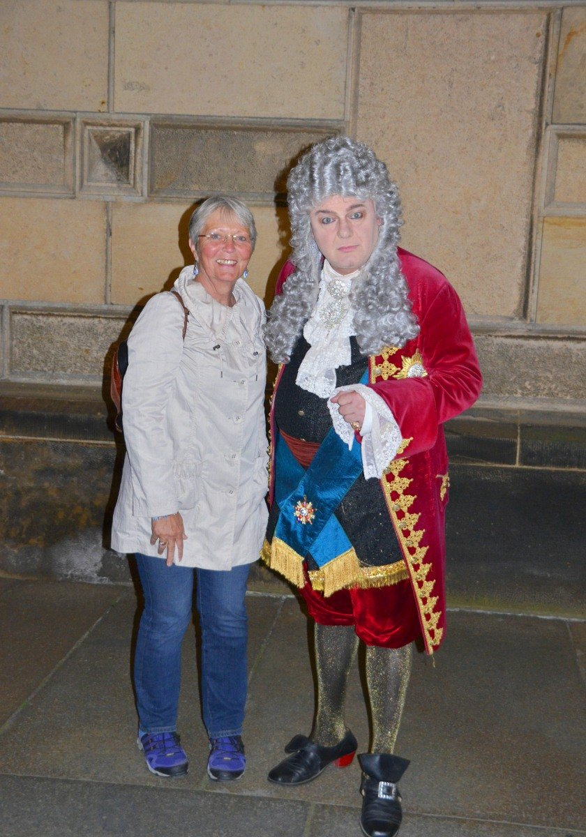 Anne und August der Starken