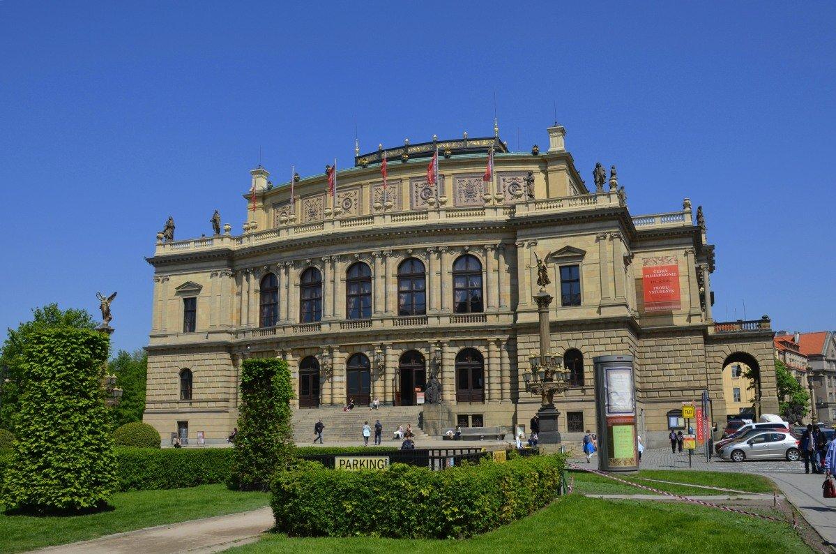 Konzerthaus Rudolfino