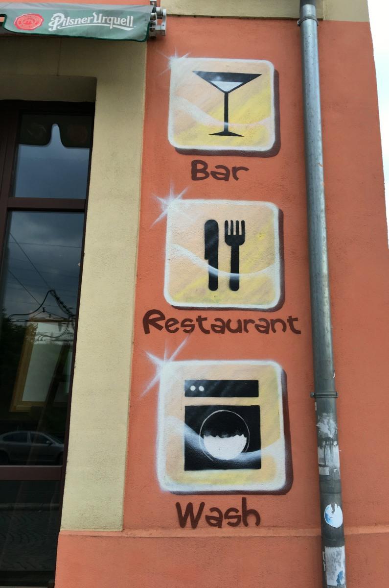 Setsame Mischung, Kneipe, Restaurant und Waschsalon