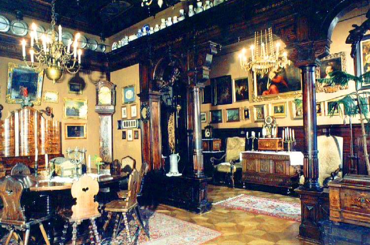 Zettl-Langer Sammlung Salon