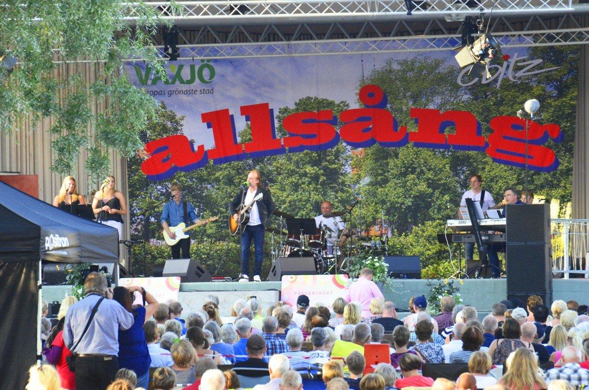Allsang Vaxjo