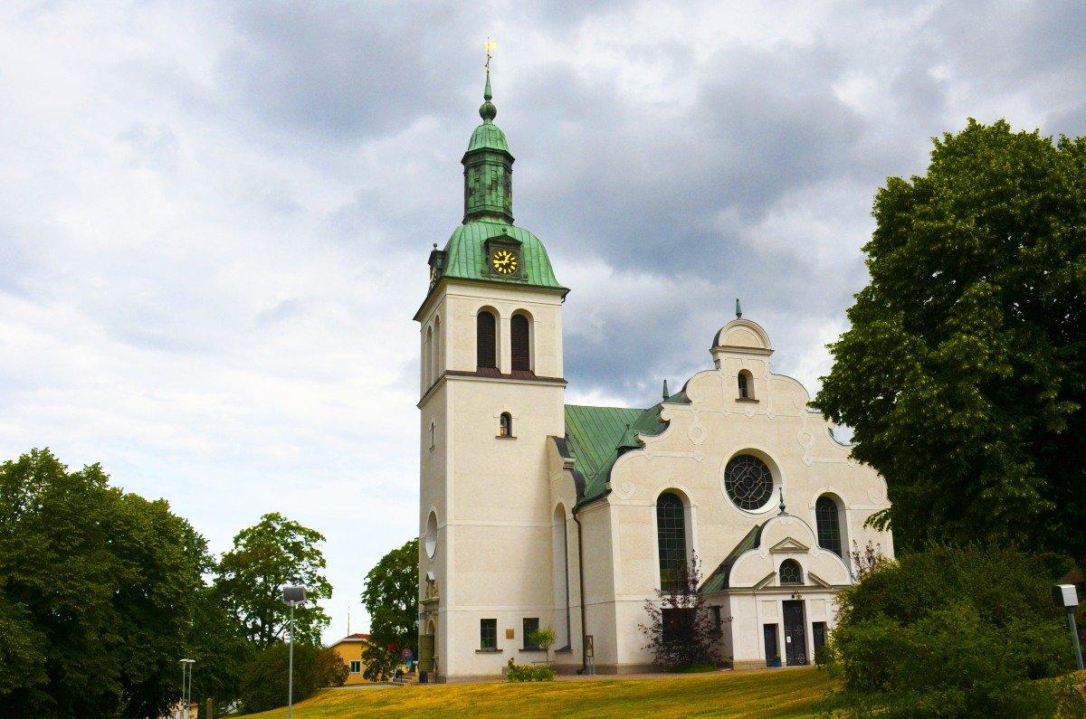 Gränna Kirche