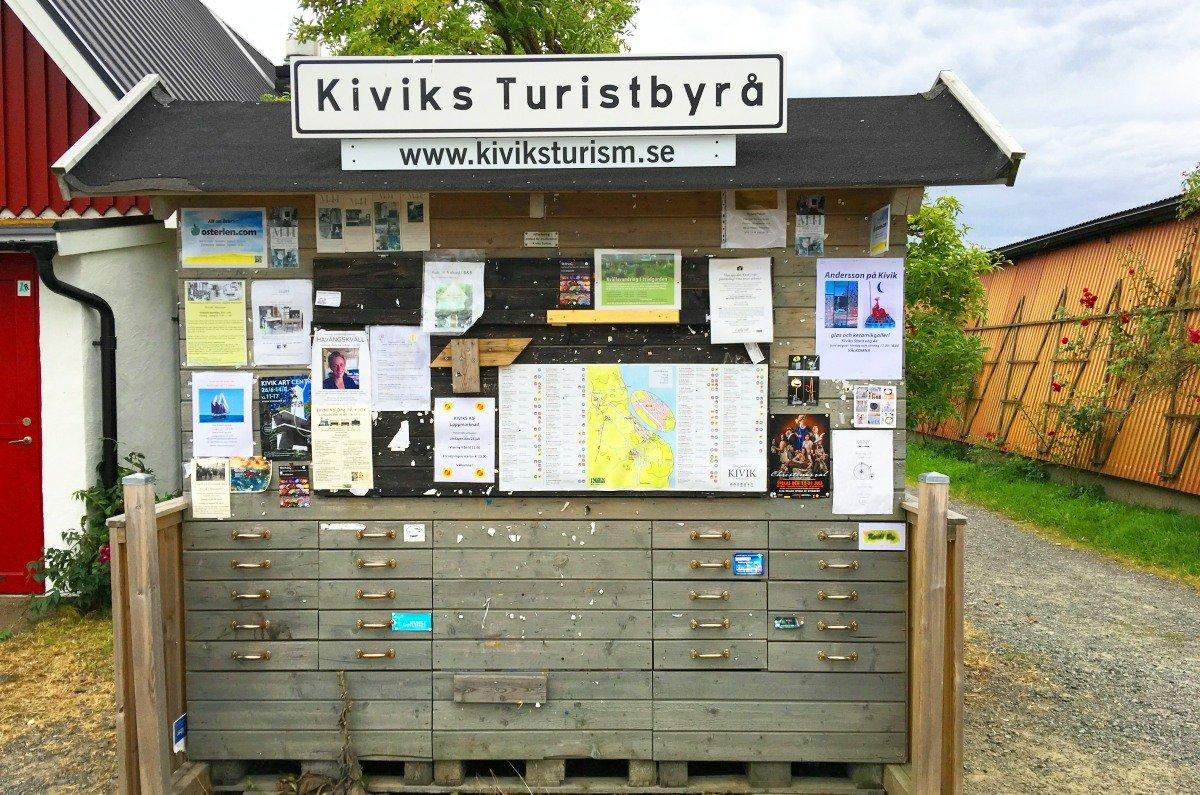 Kivik Touristinformation