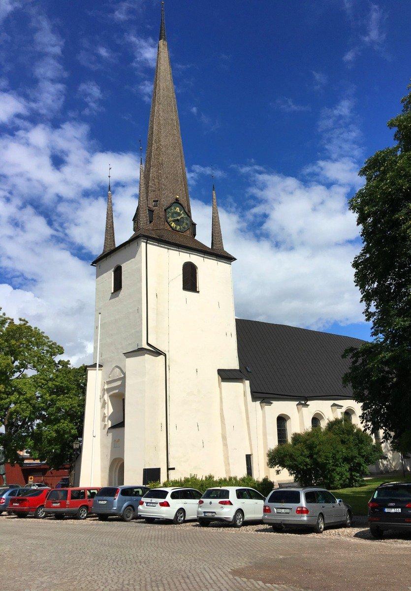 Arboga Kirche