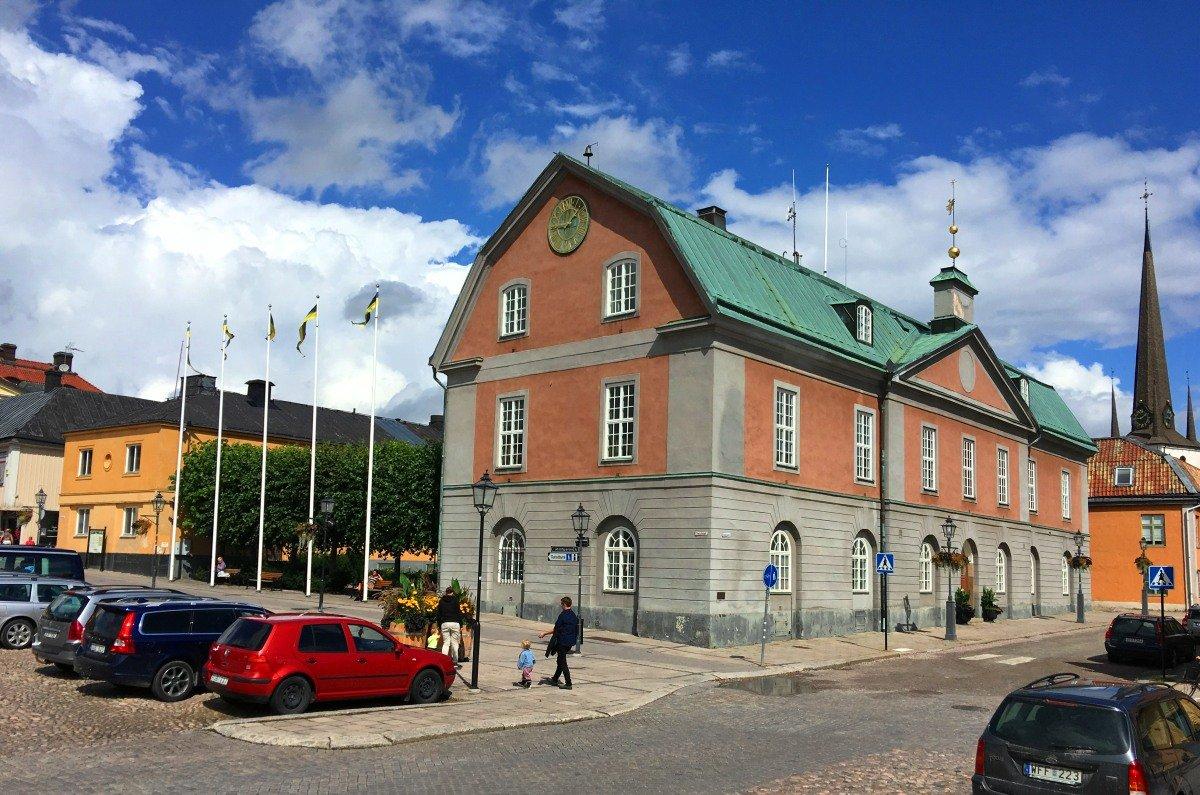 Arboga Rathaus