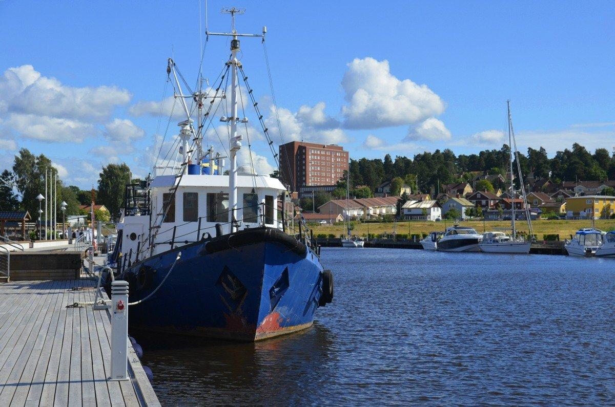 Kristinehamn Hafen
