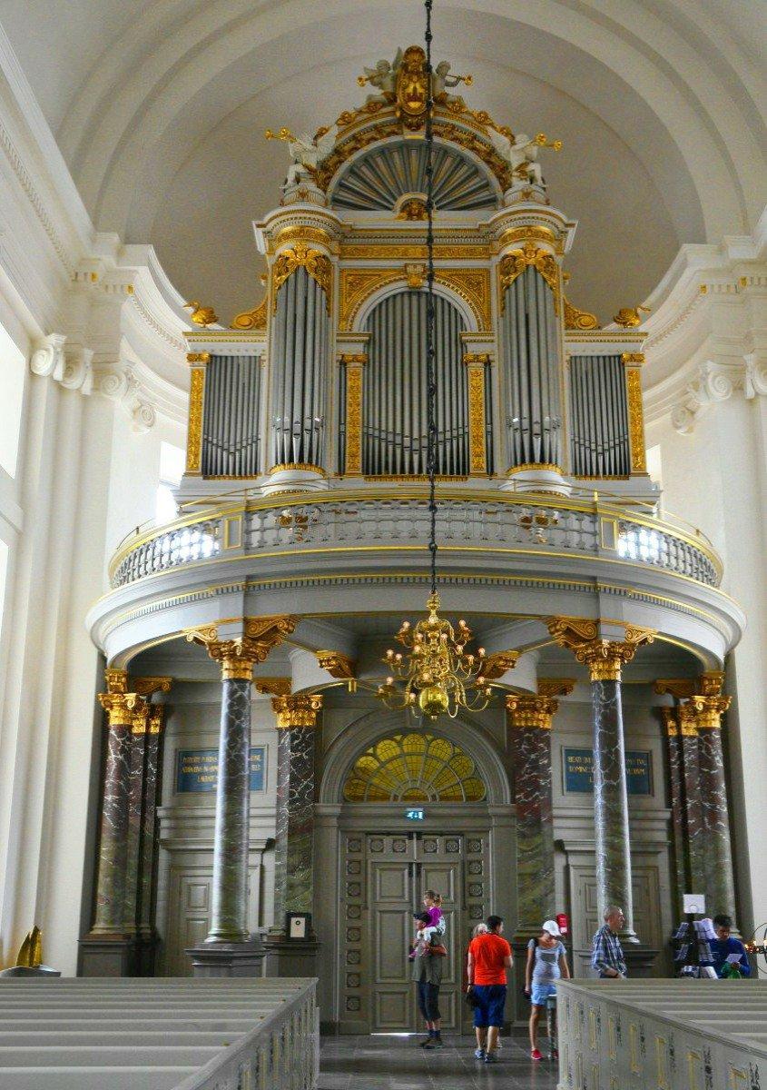 Orgel in der Domkirche