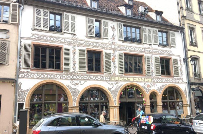 Hansi Museum Colmar