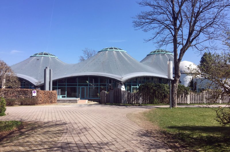 Moderne Sole-Therme in Bad Dürrheim