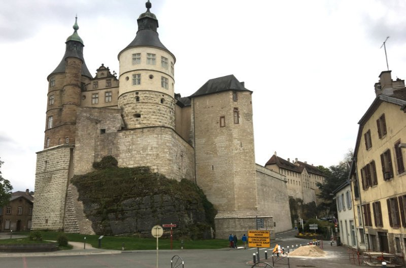 Montbéliard Burg