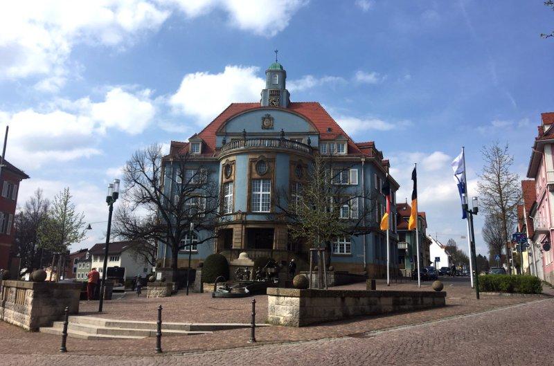 Rathaus Donaueschingen