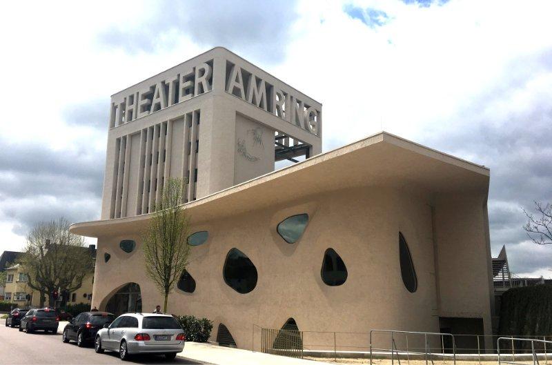 Das moderne Theater am Markt