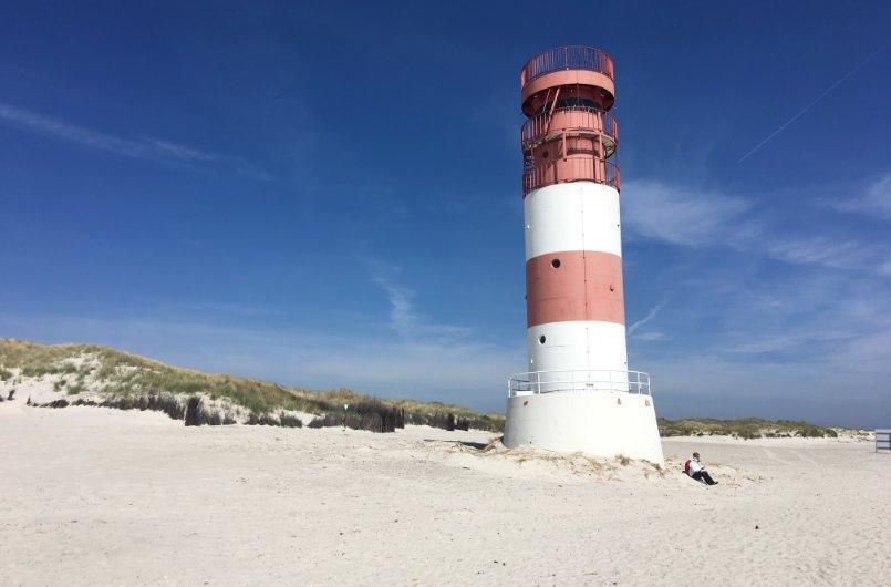 Der Leuchtturm am Südstrand