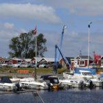 Falkenberg Hafen