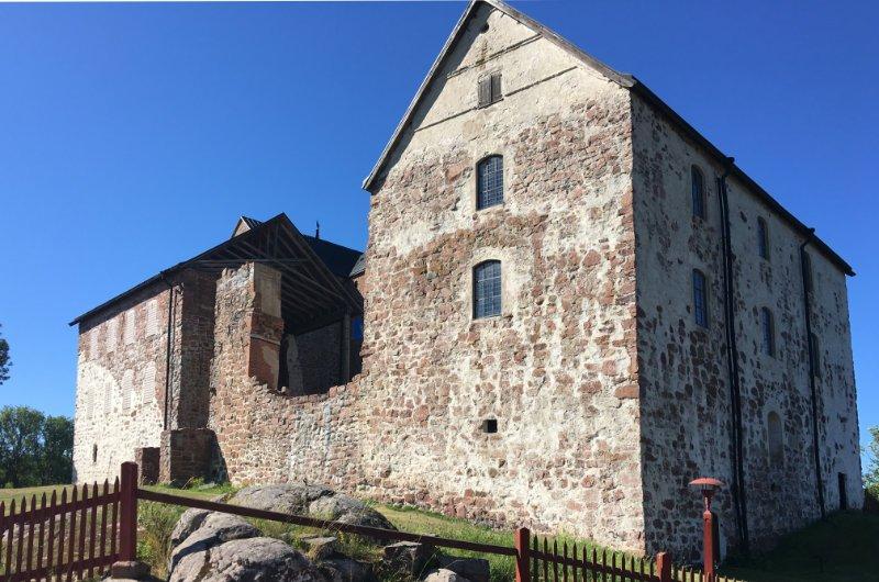Burgruine Kastelholm