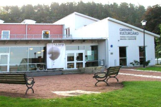 Polarmuseum in Gränna