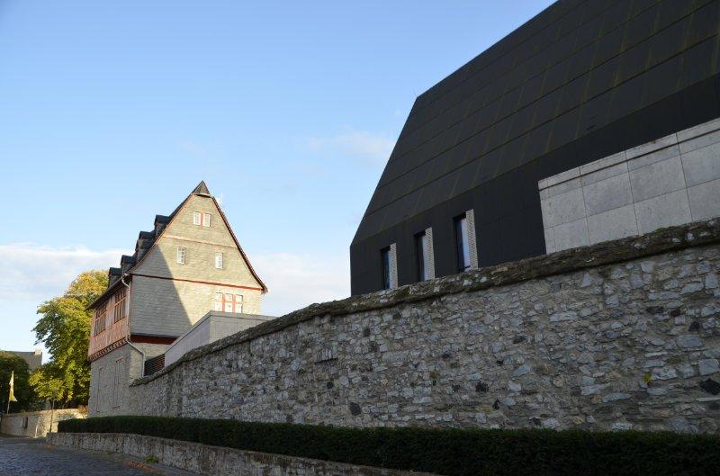 Bischofsresidenz mit Kapelle