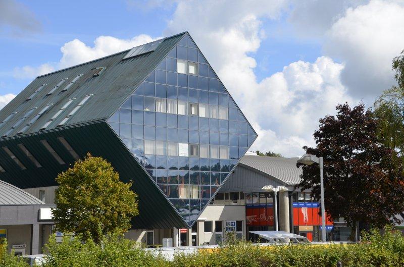 Modernes Bürogebäude in Junglinster