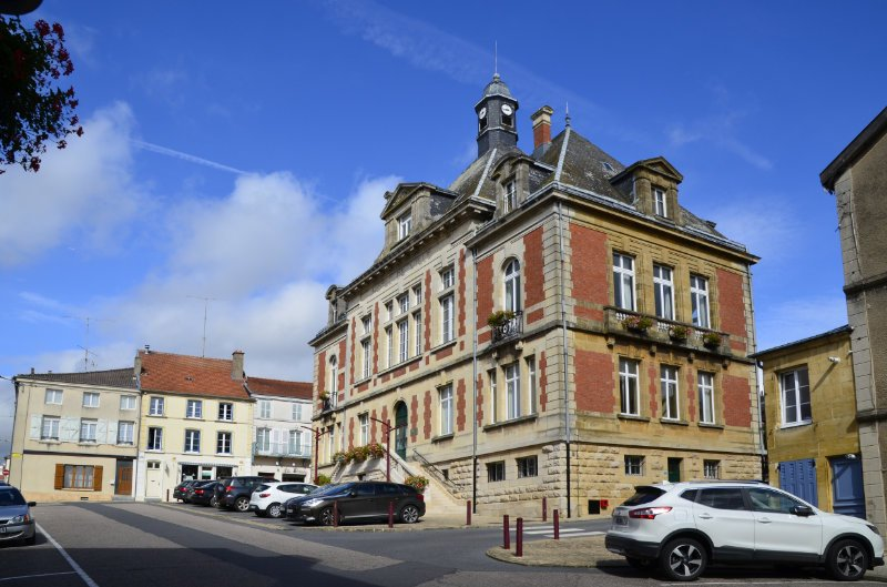 Stenay Rathaus