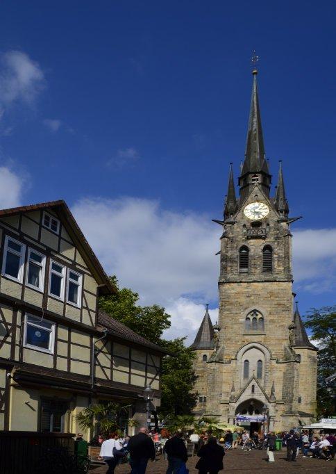 Die St. Jakobi-Kirche