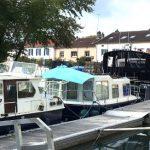 Stenay Hafen