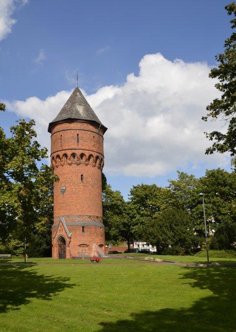 Der Wasserturm in Peine