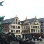 Antwerpen Rathausmarkt