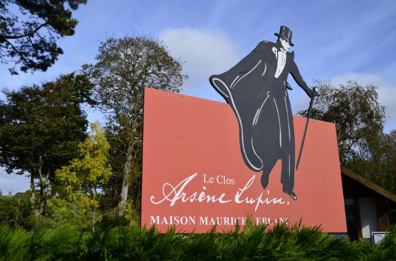 Arsène Lupin Darstellung