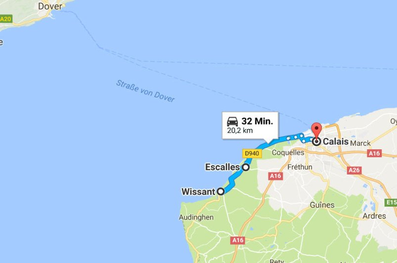 Wissant-Escalles-Calais